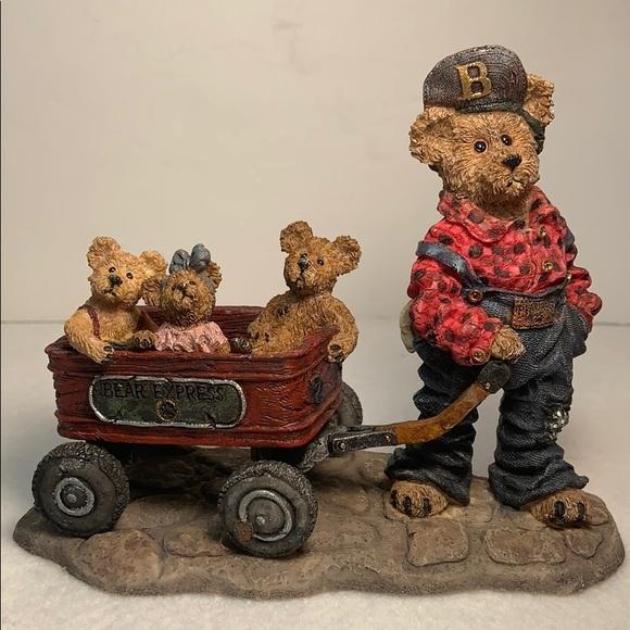 VNTG Boyds Bears - Rollin Along 1999